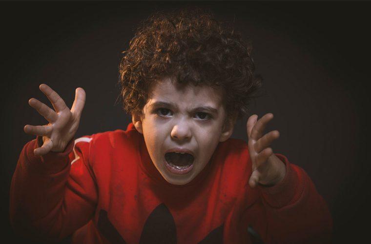 problem behavior in autistic children
